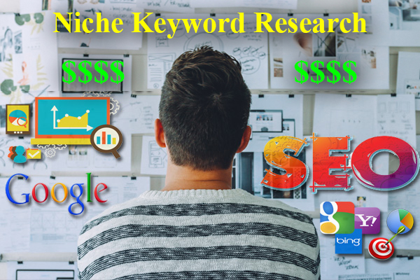 Niche Keyword Research Primary Secondary Key 20-Keyword