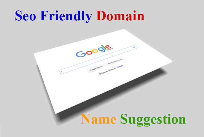 Seo Friendly Domain Name Suggestion Based on Keyword 1-name