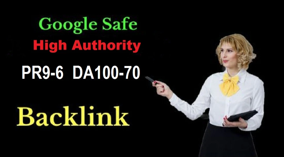 build high authority backlinks for seo