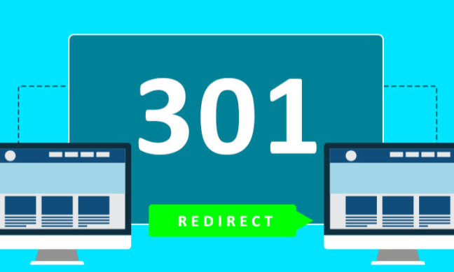 build 301 redirect backlink above da90