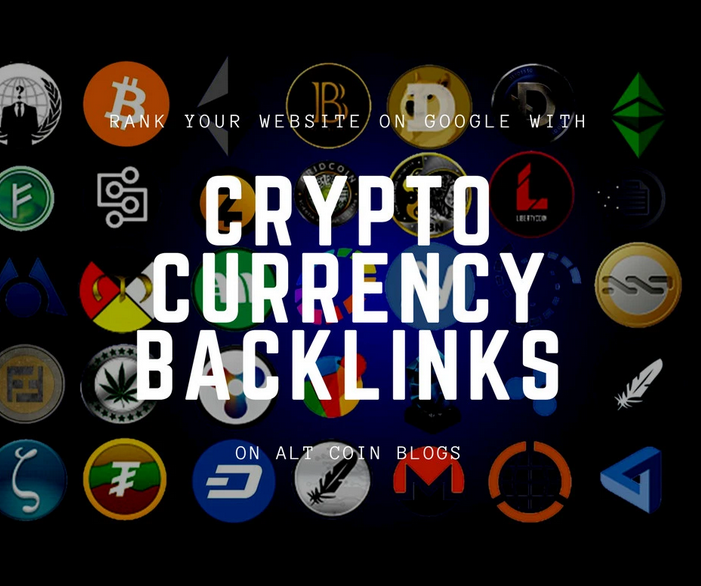 create crypto currency blog backlinks
