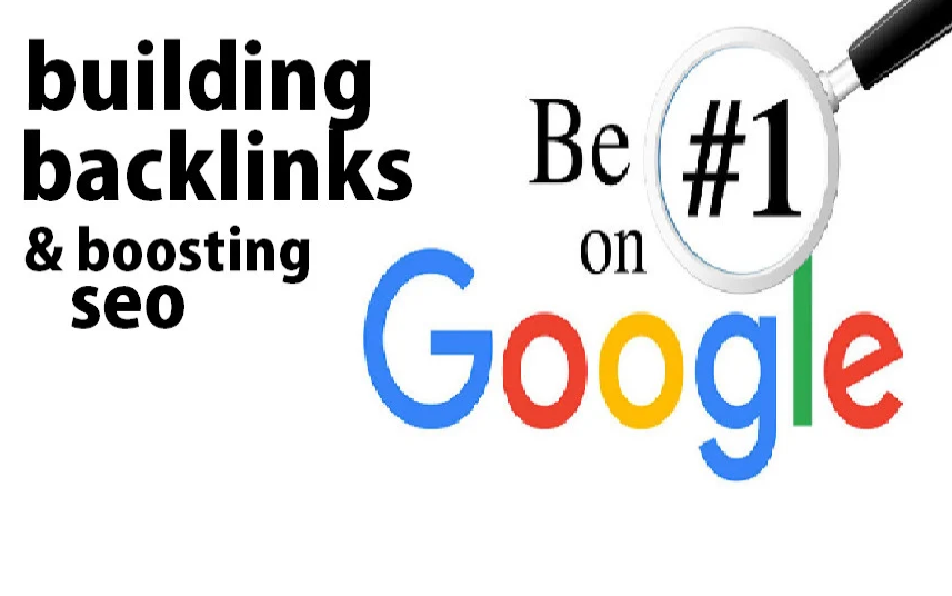 create SEO backlink building