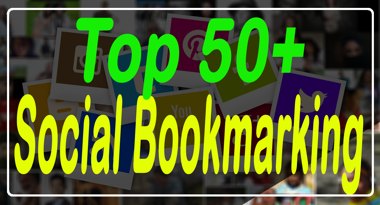 Manual 50+ Social Bookmarking like Tire 2 and Tire 3 within 24 hours