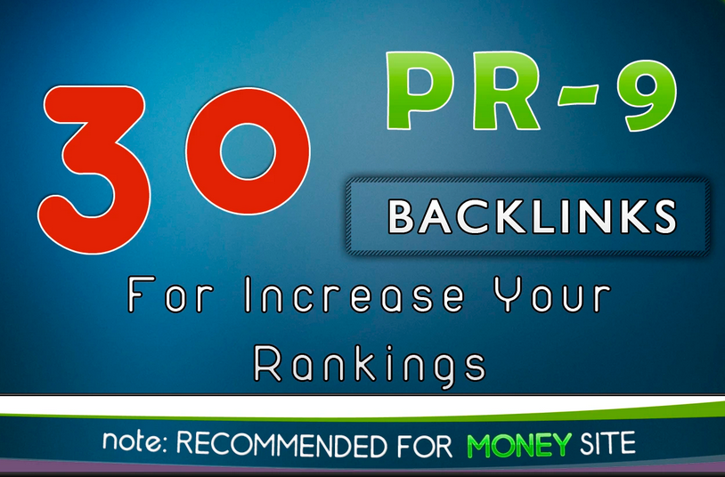 build trusted and authority seo backlink s