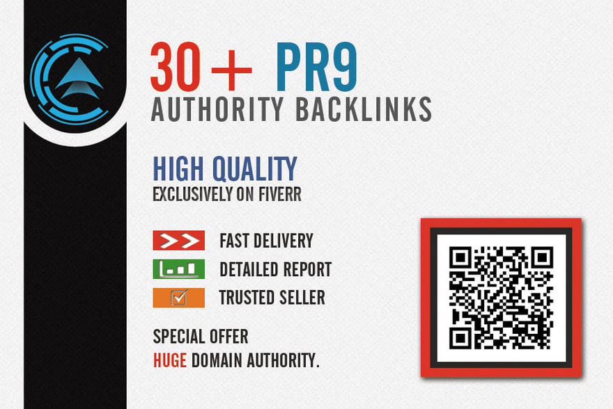 create high PR backlinks,  exclusive seo links to increase domain authority