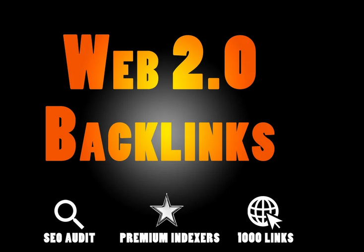 get 1000 web 2 backlinks