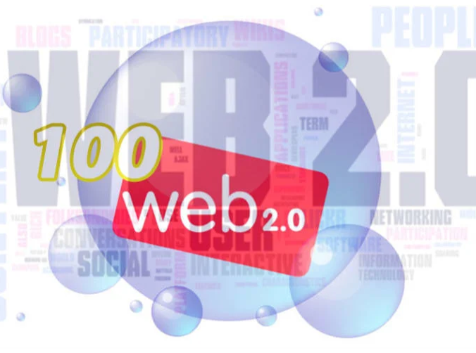 create 100 web2 contextual backlinks from high da platforms