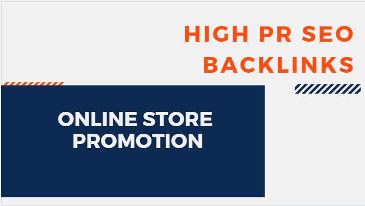 build online store promotion, send more buyers to your store
