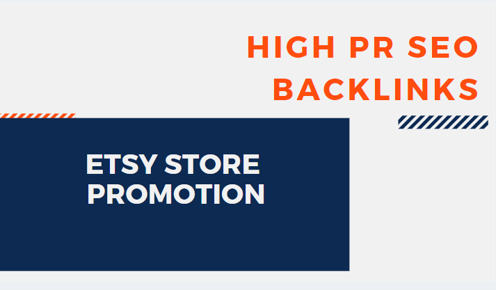 promote and rank your etsy store