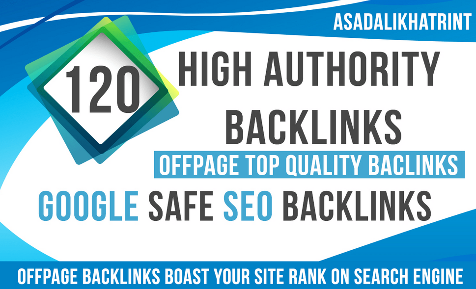 120 unique domain high quality backlinks improves SEO in 2019