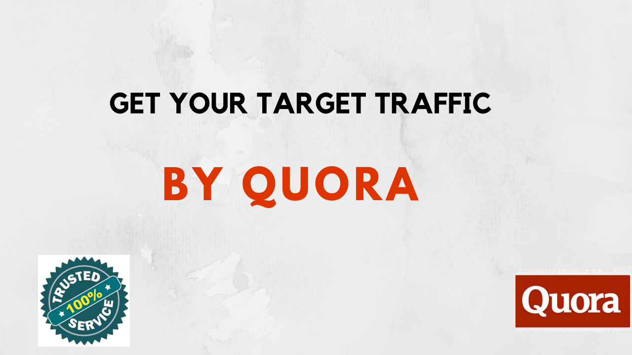Promote your business or website by Quora and Reddit