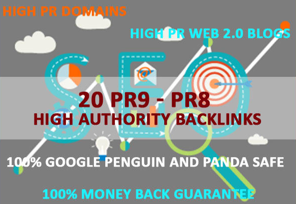 180 high da, backlinks,  service for you