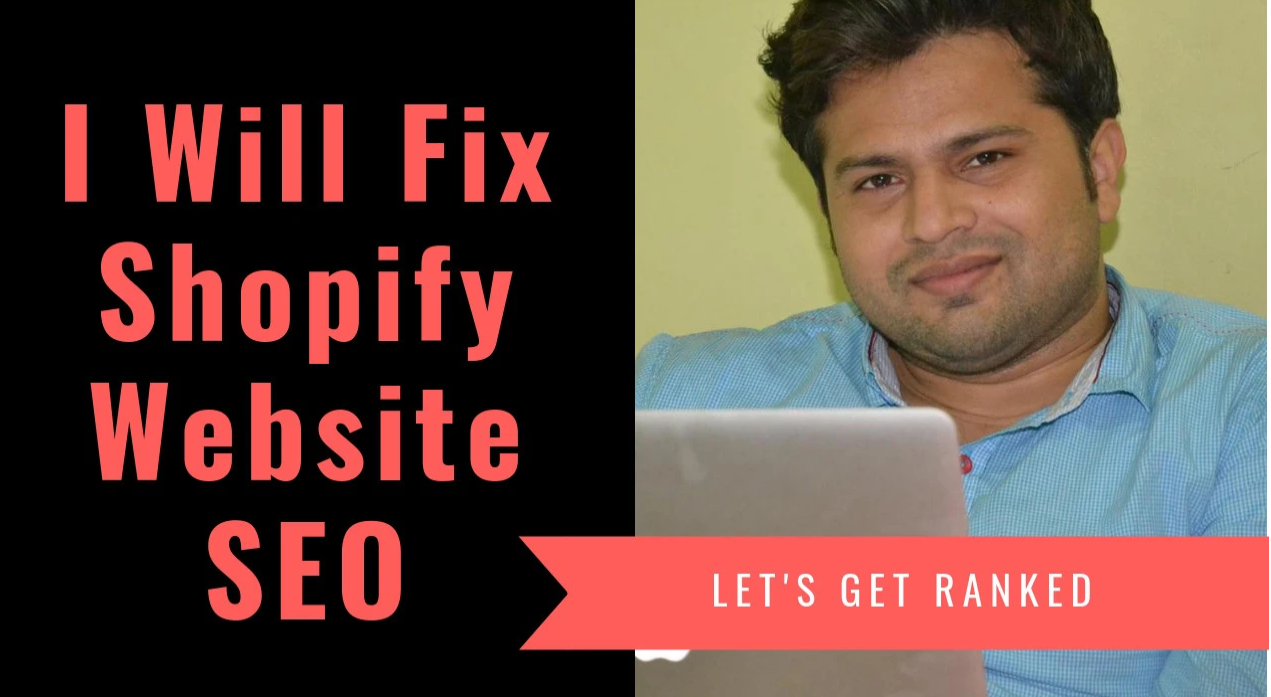fixes the SEO problems of shopify