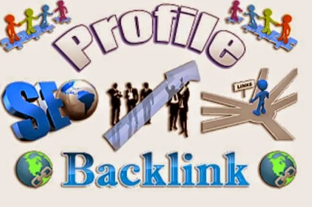 manually create do follow high authority profile backlink