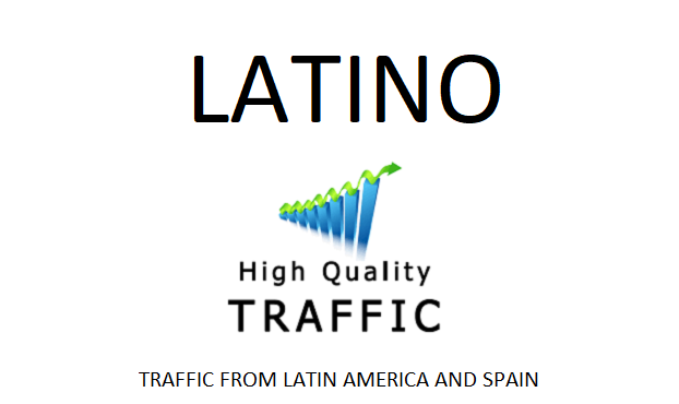 TARGETED 5,000 real human LATINO / SPAIN traffic to your website
