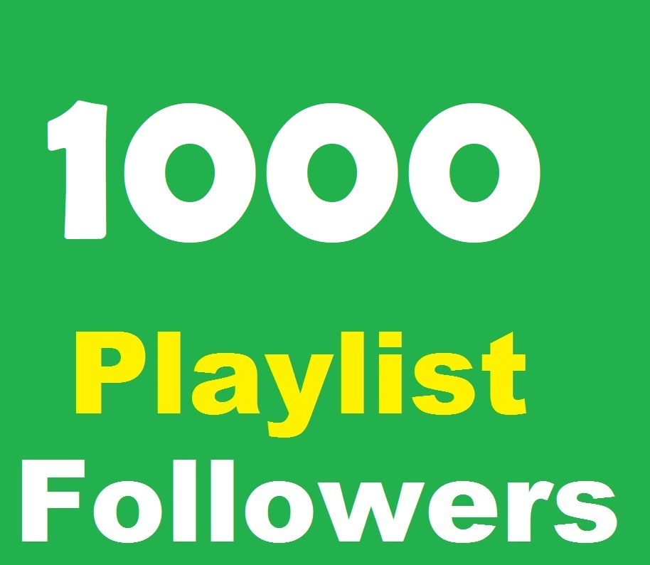 Speedy 1000 Real Playlist Artist Profile FoIIowers