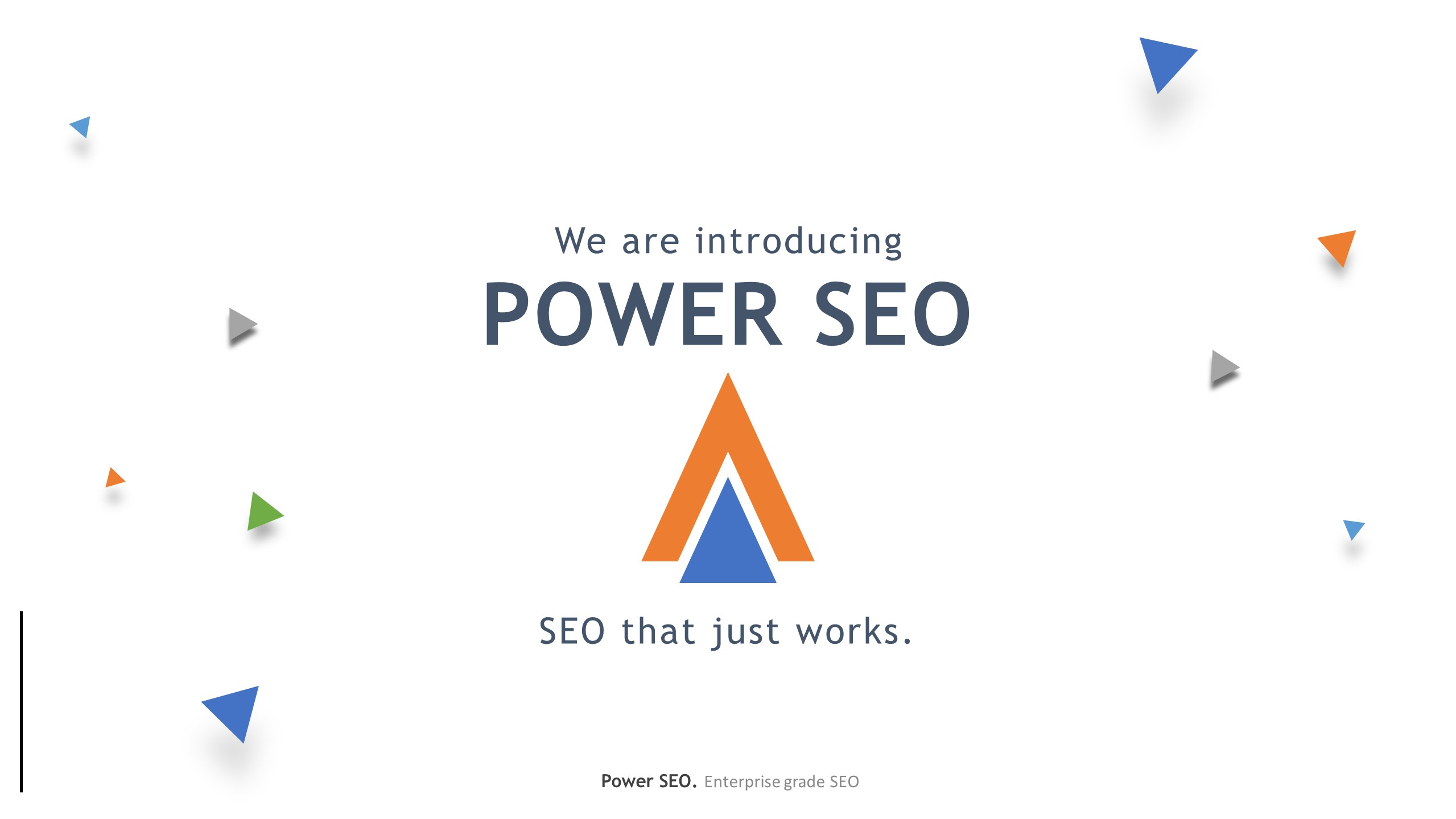 Power SEO Package to rank your site on page 1