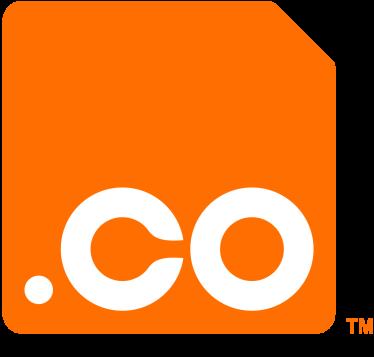 Registration of. co Domain