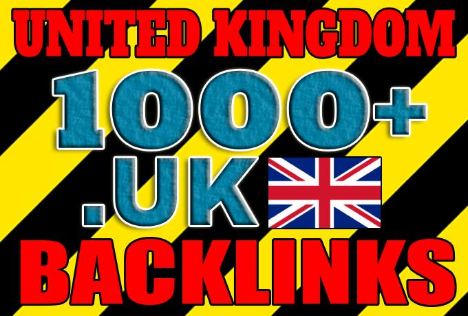 Get over 1000 United Kingdom .UK backlinks