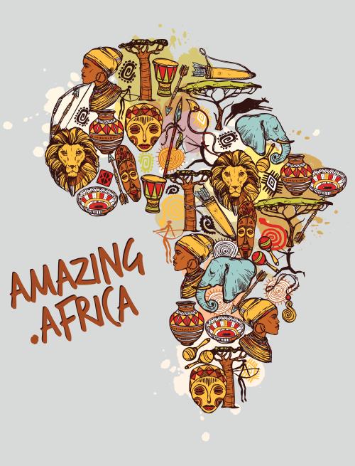 Registration of. africa domain
