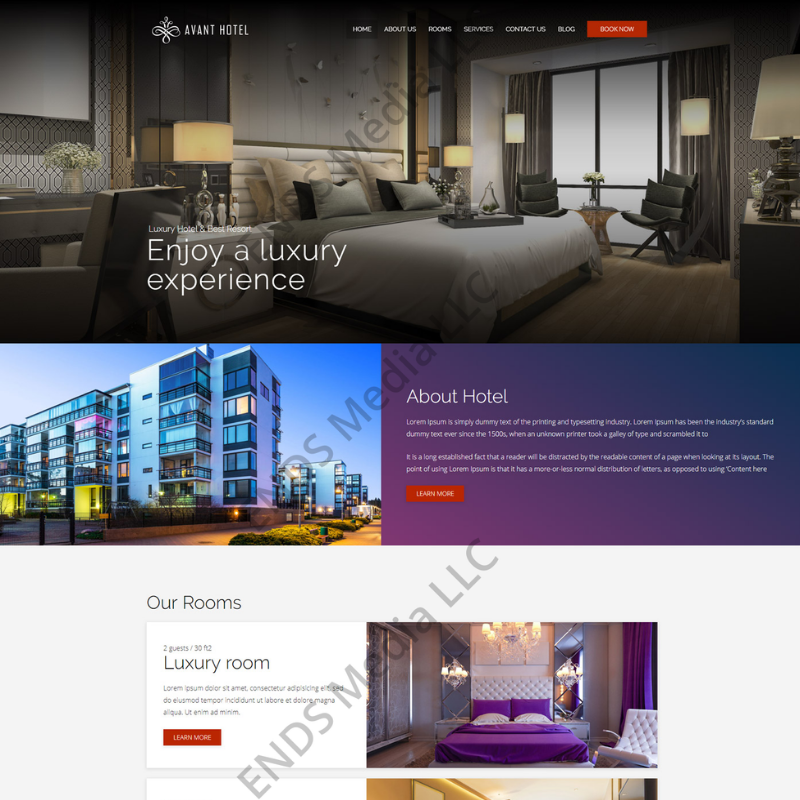 Professional Wordpress Website Responsive & Custom Design