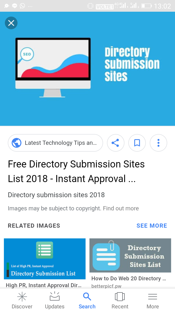 I submit your website to 500 directory's