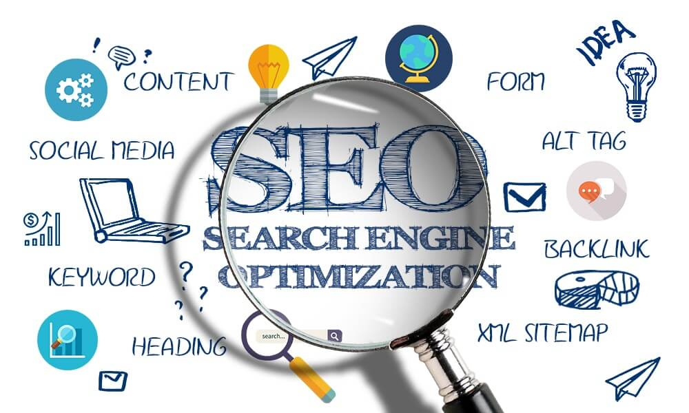 SEO of your website White hat SEO with ranking improv...