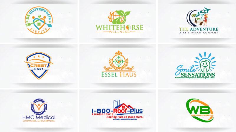 Create A Clean, Minimal business Logo Design
