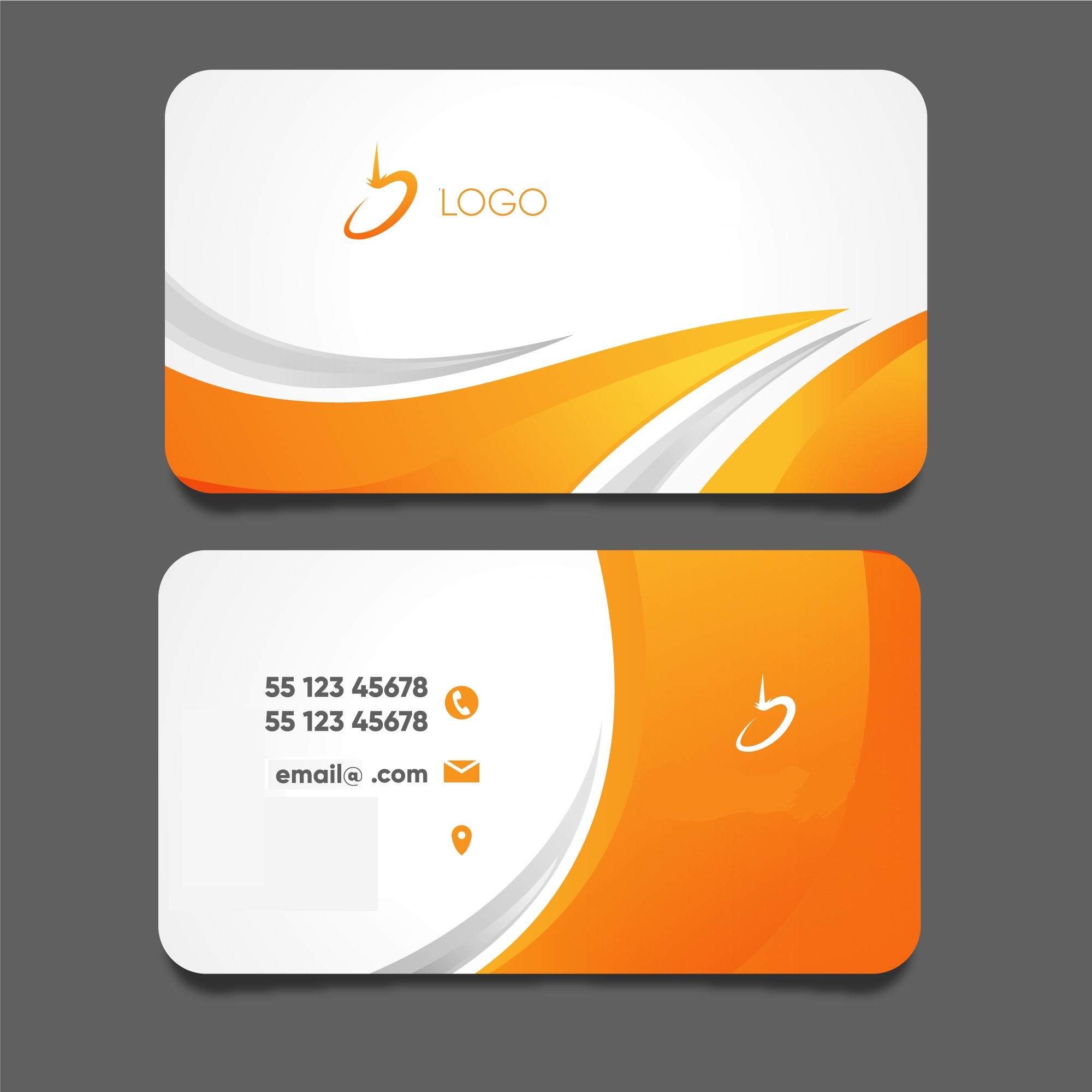 Design Anything You Need, Banner, Logo, Card