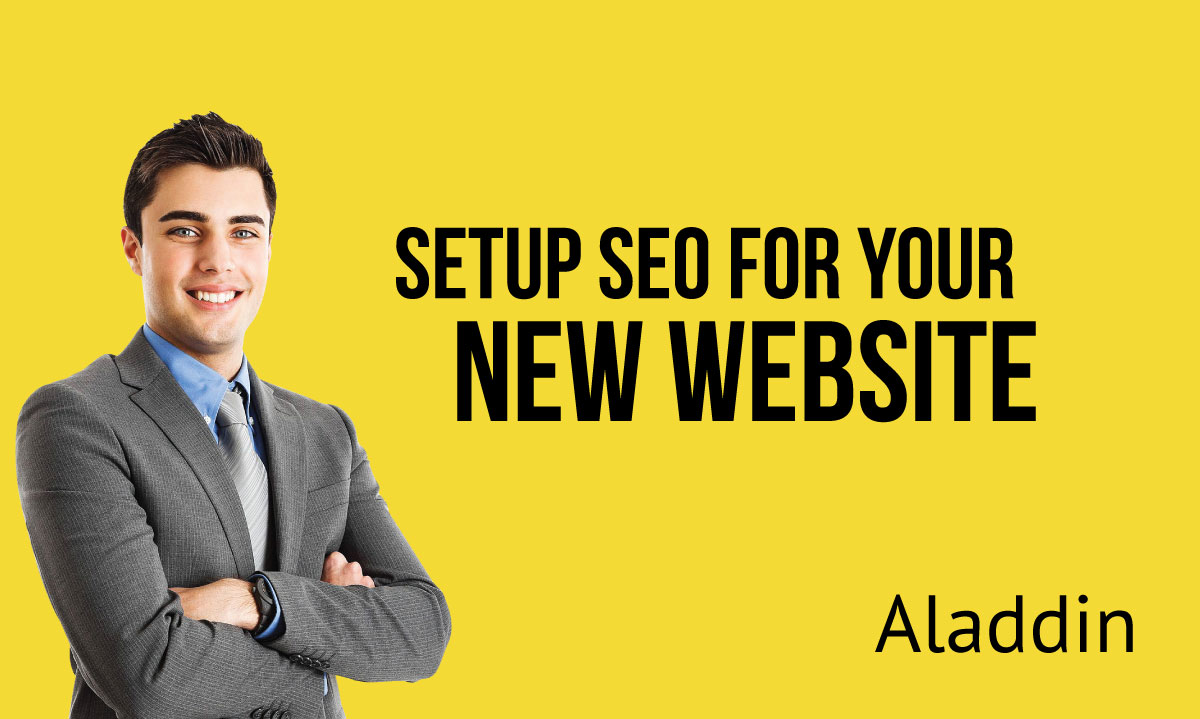 2019 SEO For New Website. Jumpstart Your Site Ranking Instantly Only AladdinSEO