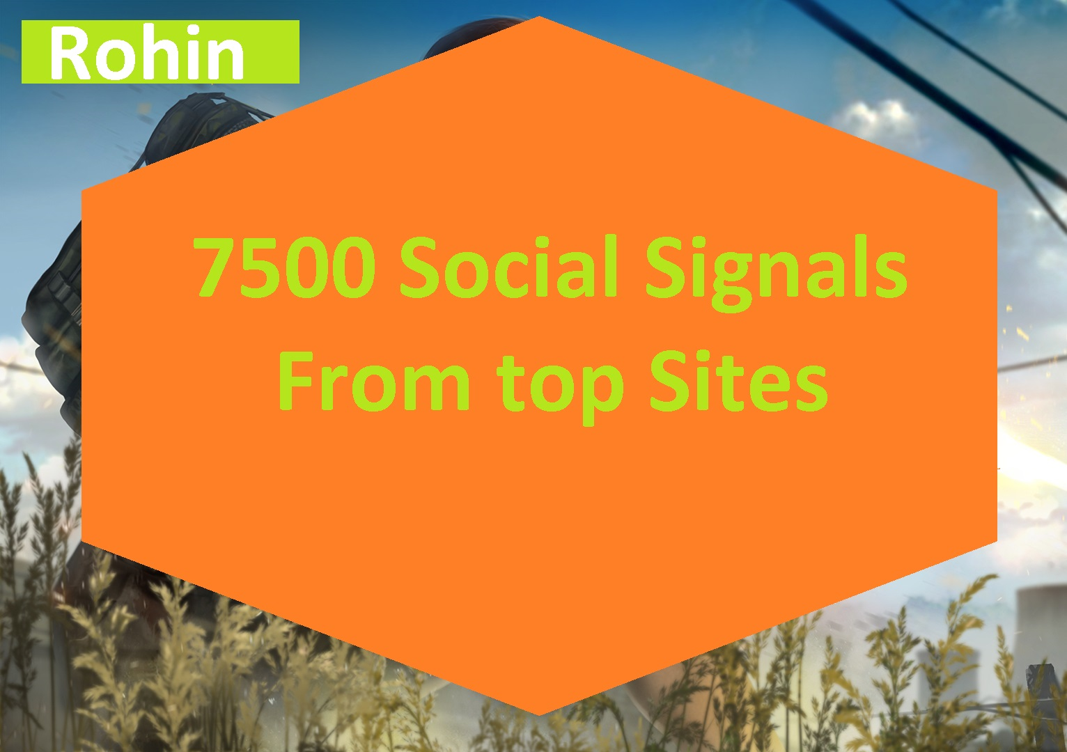 7500 Real SEO PR9 Social Signals Social Bookmarking for Improve the Search