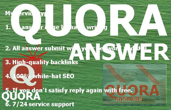 Guaranteed Targeted Traffic With 50 Quora answers