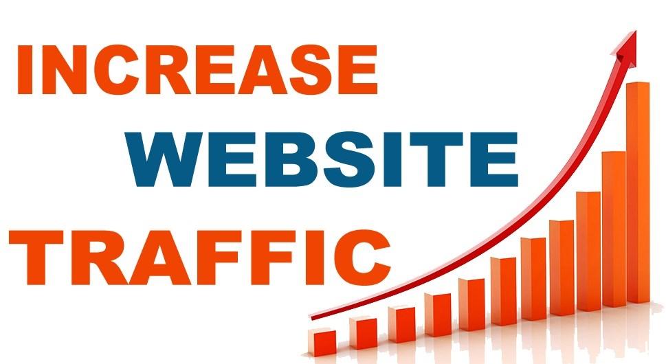 Send you 50k website traffic