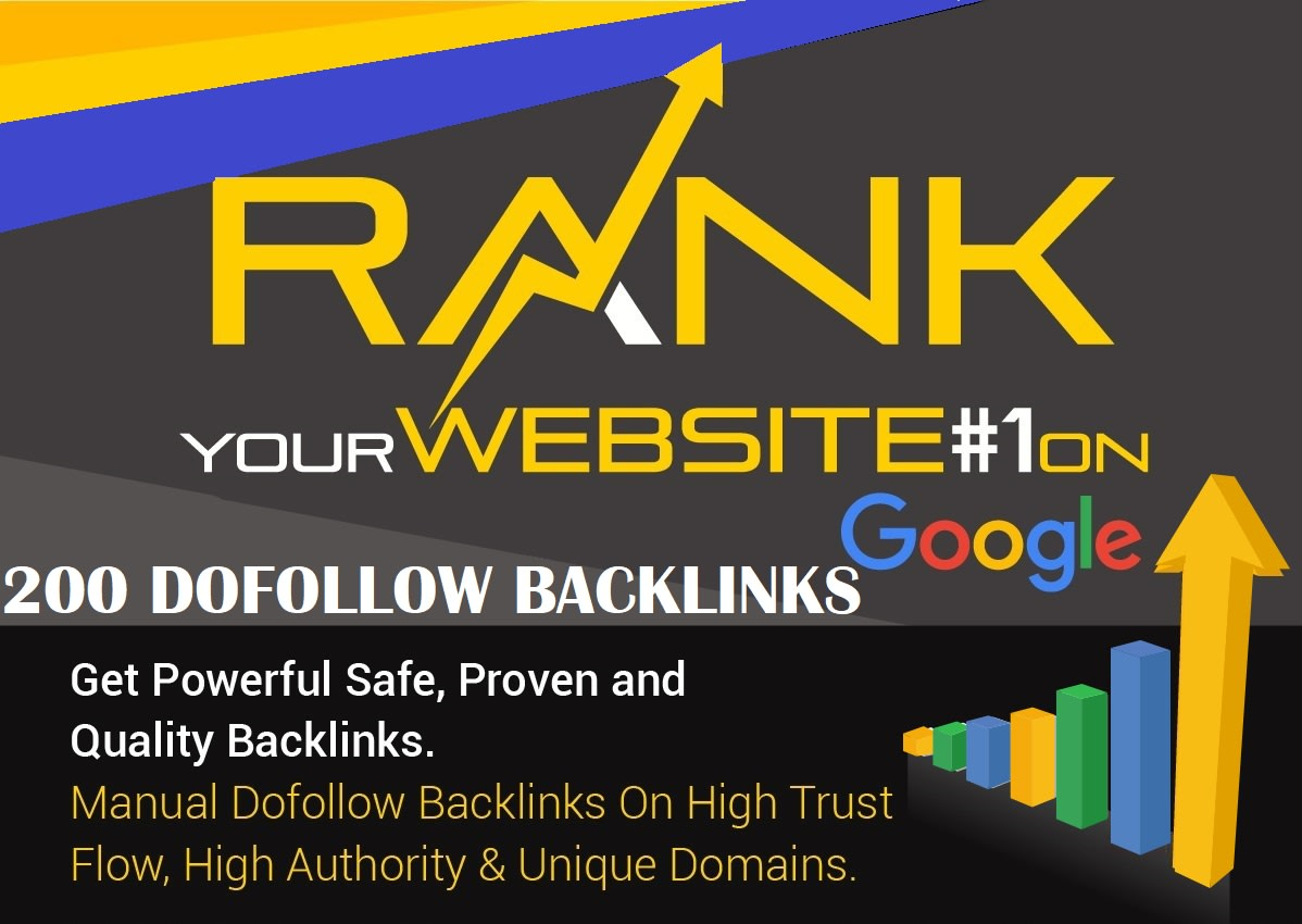 100 Unique Domain High Quality Backlinks Mix Properti...