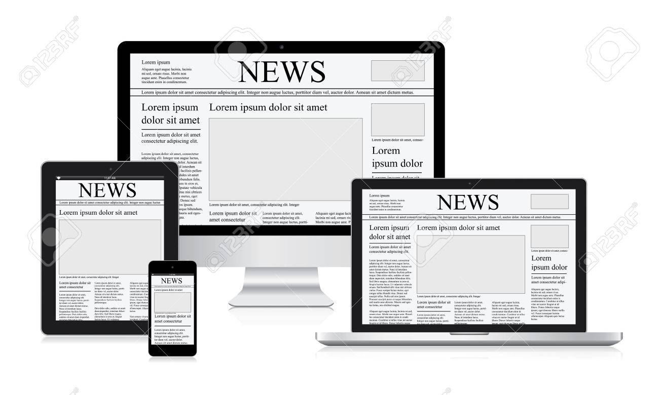 Newspaper website at cheap rate with professional premium template in WordPress