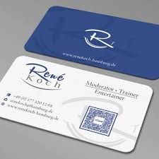 Make styles and professional business card design fast deliver