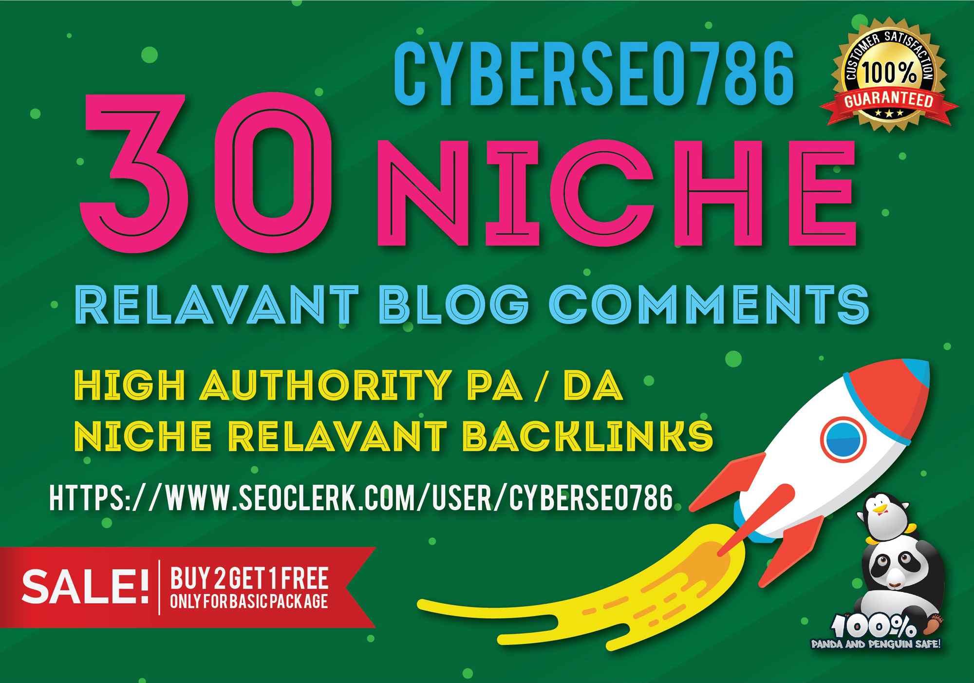 provide high quality 30 niche relevant blog comments backlinks