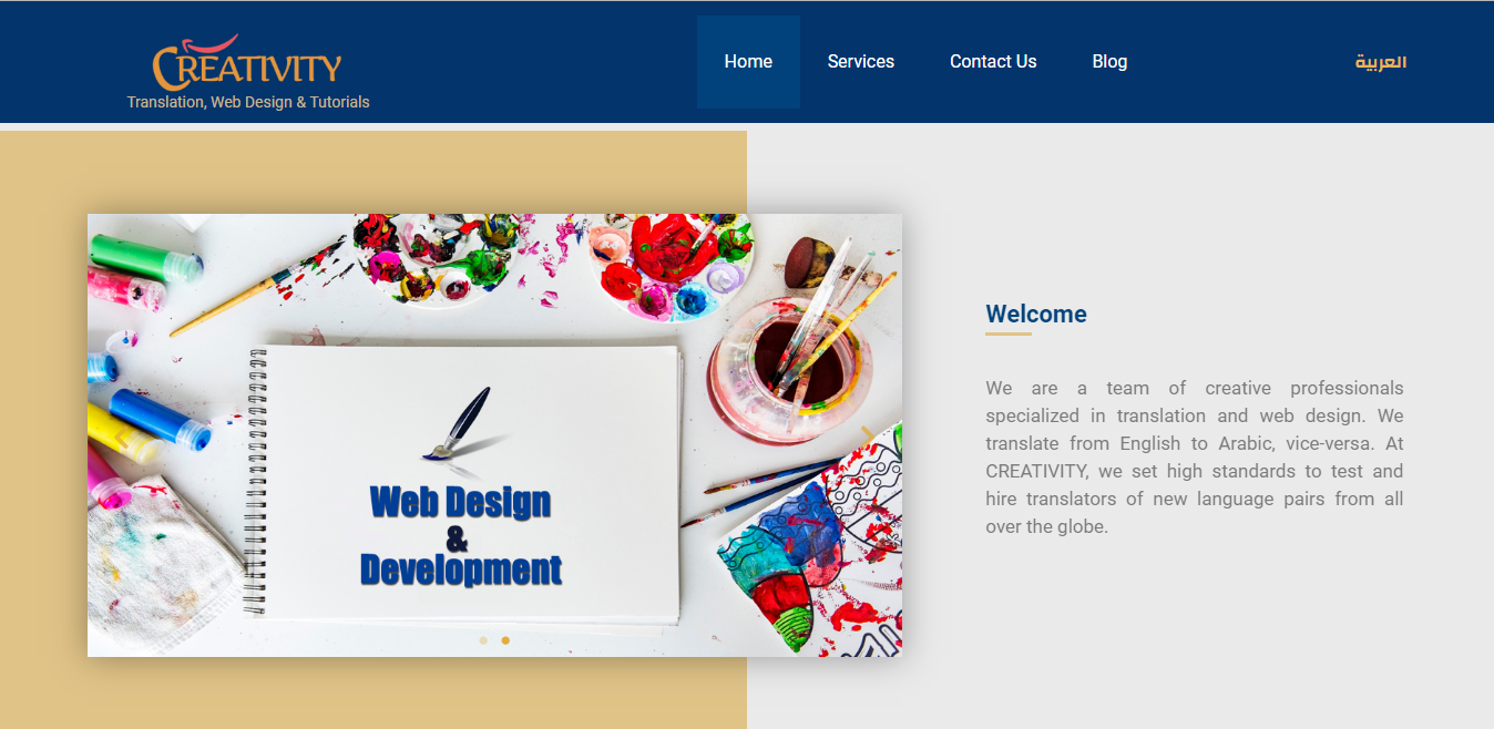 Design an Awesome Website for Your Business
