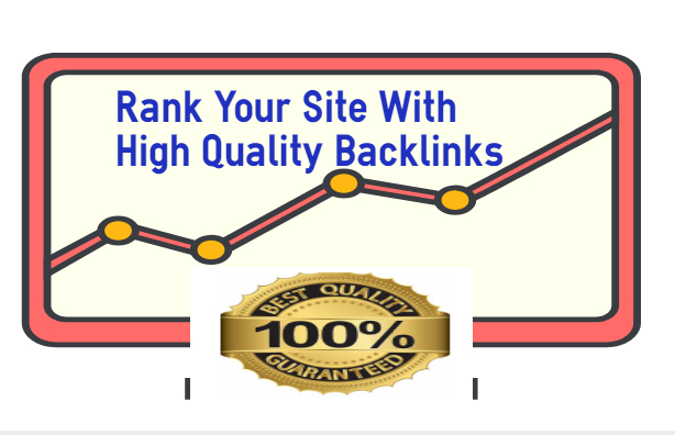 Rank Your Site On Google 1st Page With All-In-One High Quality PR 5-9 Backlinks Pack