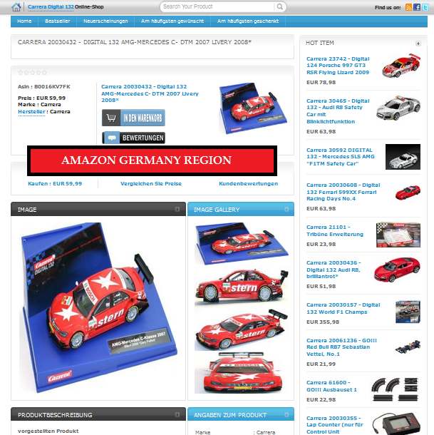 Build Autoblog AMAZON store 10 Blogs Dinamic Subdomain at 1 Domain