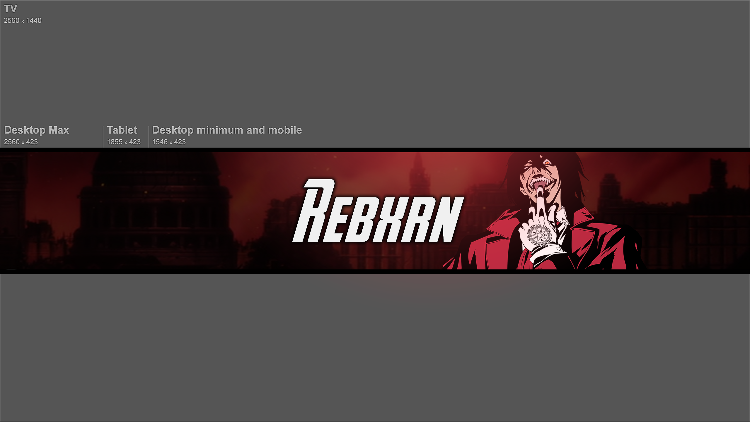 Want a Banner Youtube, Twitter, Instgram,  etc.