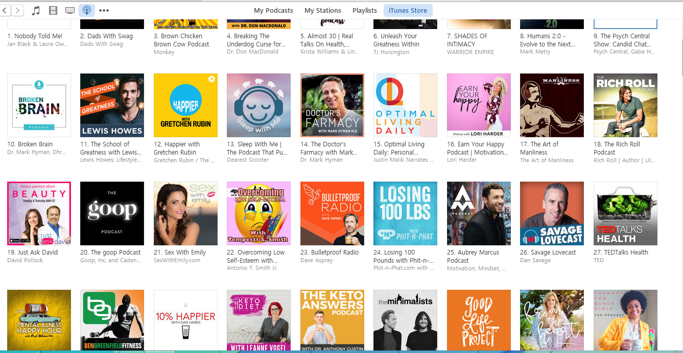 Promote Podcast In Itunes Top Ranking Chart and downl...