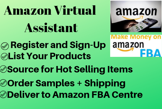 Be Your Expert Amazon Virtual Assistant