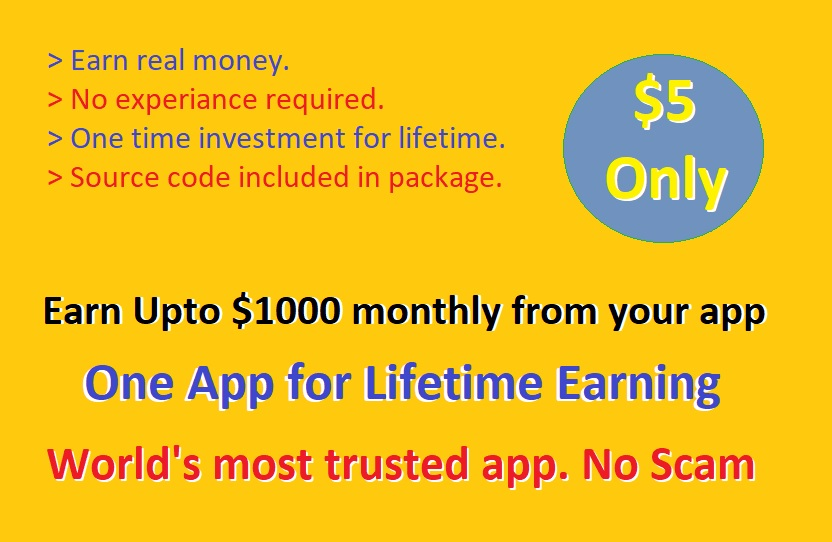 Create An Android Earning Application With Admob