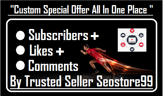 Organic YouTube Vuses and Liques Promotion Within 12----24 Hours