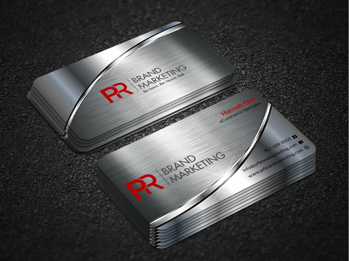 I Design Premium Business Card