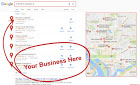 350 quotes from Google Maps for local SEO companies