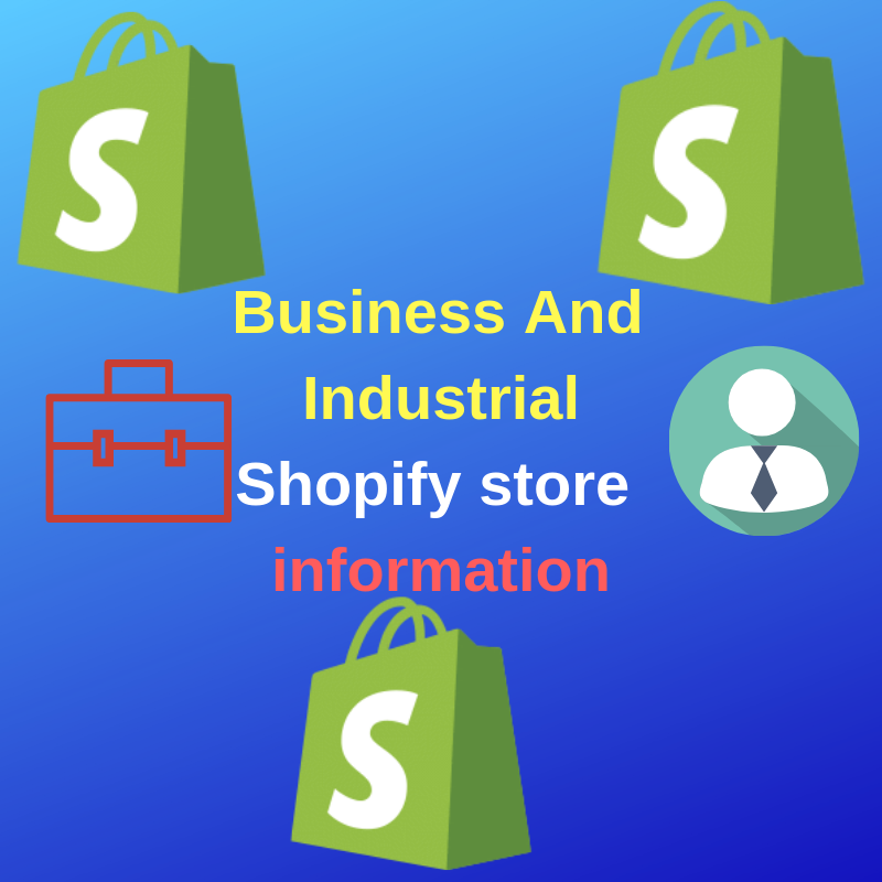 22k+ Shopify Business And Industrial Store leads.