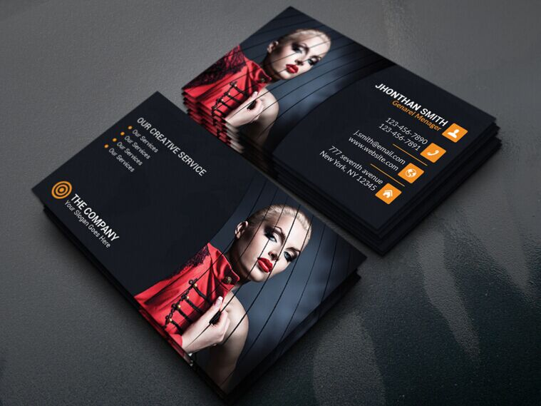I design Business card for your Business
