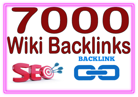 Do Unlimited contextual Wiki from 7000 Wiki Articles Backlinks